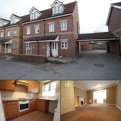 3 bedroom semi-detached house to rent - Darwin Drive, Driffield
