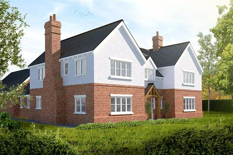 Plot for sale - Horncastle Road, Louth