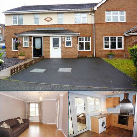 2 bedroom detached house to rent - 4 Bullrushes Close, Etruria