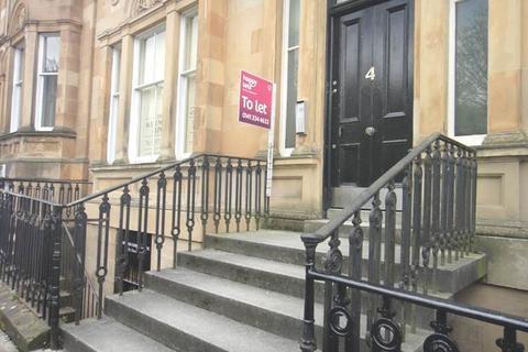 3 bedroom townhouse to rent - La Belle Place, Kelvingrove, Glasgow