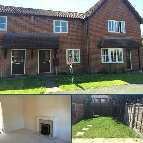 2 bedroom terraced house to rent - Cunningham Way, Herongate, Shrewsbury