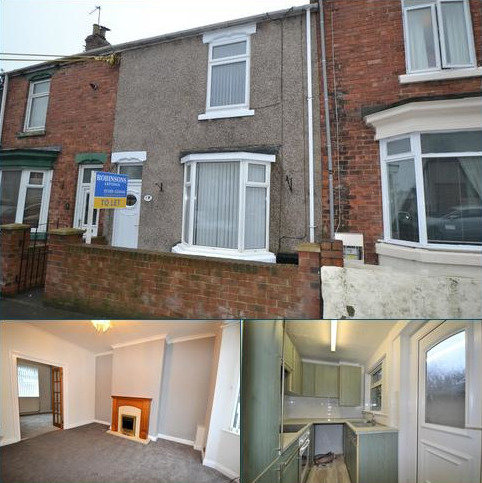 2 bedroom terraced house to rent - Conyers Terrace, Ferryhill, Ferryhill