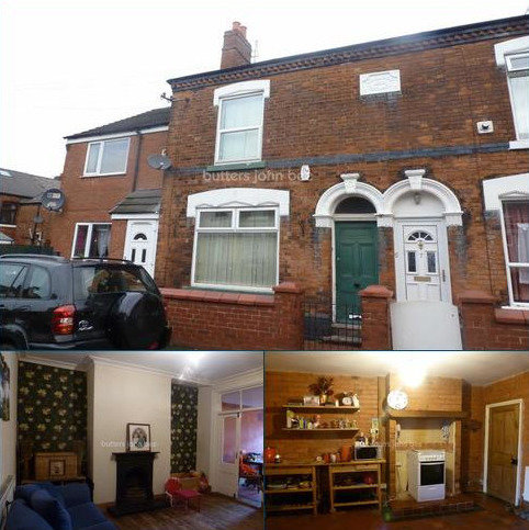 2 bedroom terraced house to rent - 5 Elizabeth Street, Crewe