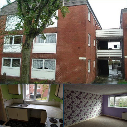 2 bedroom flat to rent - Whitburn, Skelmersdale, Lancashire, WN8 8HL