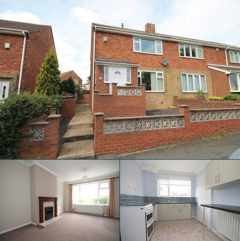 2 bedroom semi-detached house to rent - St Lawrence Road, High Pittington, Durham