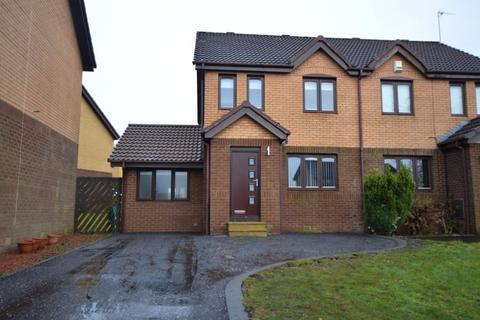 4 bedroom semi-detached house to rent - Dunvegan Place, East Kilbride, South Lanarkshire, G74 4DH