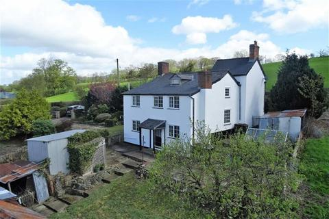 3 bedroom property with land for sale - Fron Holding, Fron Bank, Forden, Welshpool, Powys, SY21