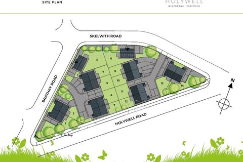 3 bedroom semi-detached house for sale - Plot 9, Holywell, Wincobank, Sheffield