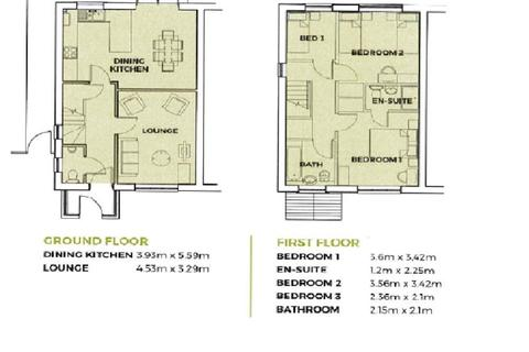 3 bedroom semi-detached house for sale - Plot 12, Holywell, Wincobank, Sheffield