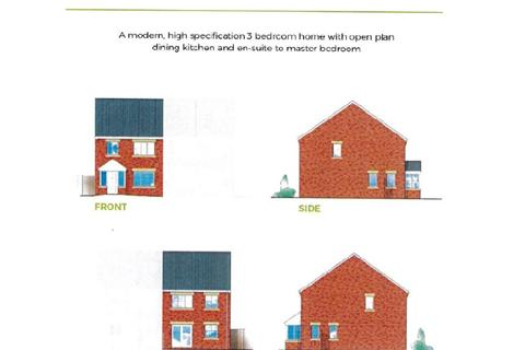 3 bedroom semi-detached house for sale - Plot 4, Holywell, Wincobank, Sheffield