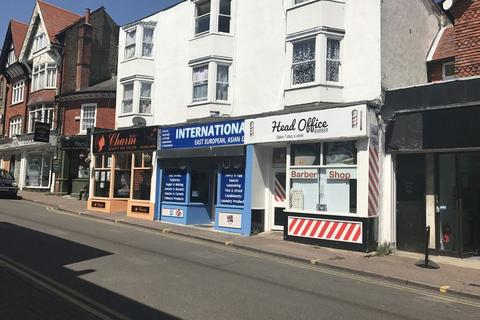 Retail property (high street) for sale - MIXED USE FREEHOLD INVESTMENT FOR SALE