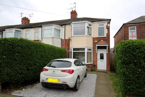 3 bedroom end of terrace house for sale - Rutland Road, Hull, HU5