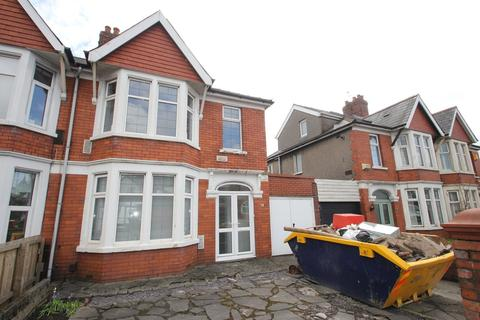 3 bedroom semi-detached house to rent - Caerphilly Road, Cardiff, CF14