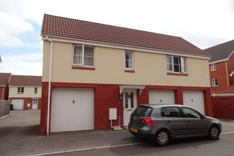 2 bedroom detached house to rent - Watkins Square, Birchgrove