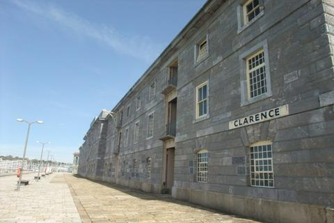 1 bedroom apartment to rent - Clarence Building, Royal William Yard