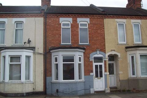 3 bedroom terraced house to rent - Wycliffe Road, Northampton, NN1 5JQ