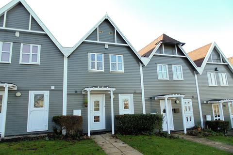 3 bedroom terraced house for sale - The Roundal , Overstone Park