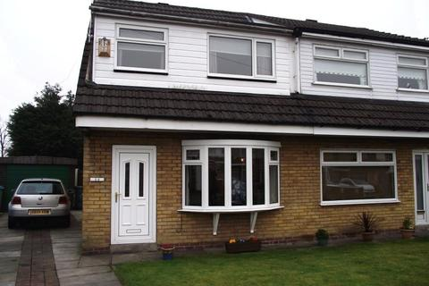 2 bedroom semi-detached house for sale - Aylesbury Grove, Middleton