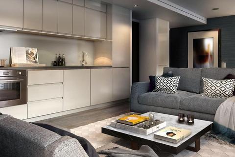 Studio to rent - City Suites, Chapel Street, Salford
