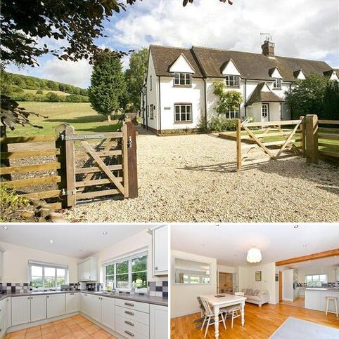 4 bedroom semi-detached house to rent - Chequers Lane, Fingest, Henley-on-Thames, Oxfordshire, RG9