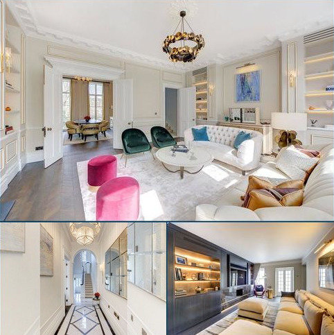 6 bedroom terraced house for sale - Stanley Gardens, Notting Hill, London, W11