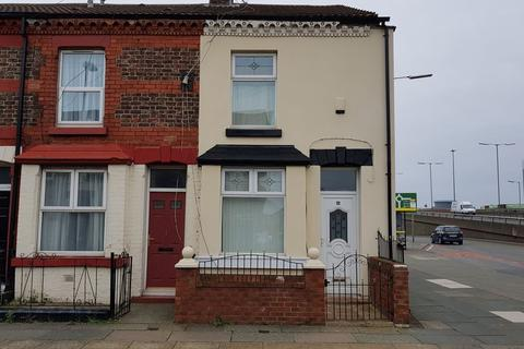 2 bedroom terraced house for sale - 8 Peveril Street, Liverpool