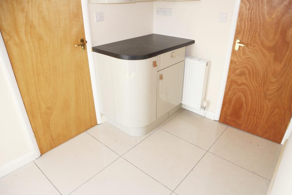FLat kitchen view  1