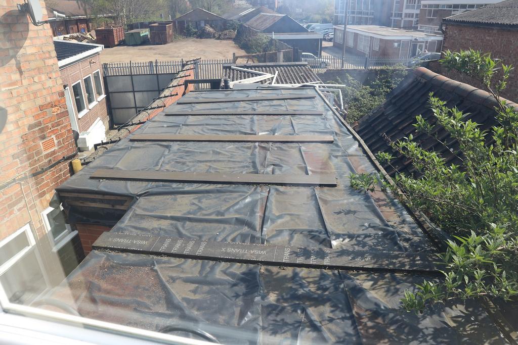 Possible roof garden