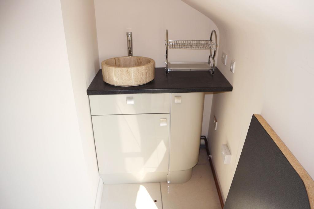 Flat kitchen view 2