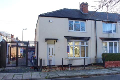 3 bedroom end of terrace house for sale - Nesham Road, Middlesbrough