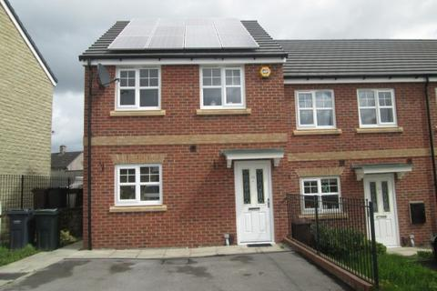 3 bedroom townhouse for sale - Fallowfield Gardens,  Bierley, BD4