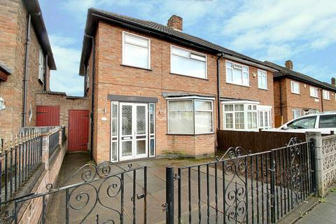 3 bedroom semi-detached house for sale - Lydford Road, Leicester