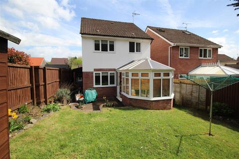 3 bedroom detached house for sale - The Brades, Caerleon, Newport