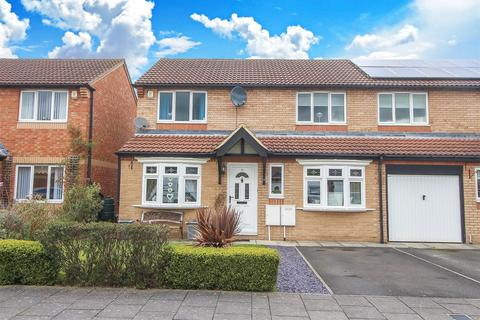 3 bedroom semi-detached house for sale - Shirlaw Close, Newcastle Upon Tyne