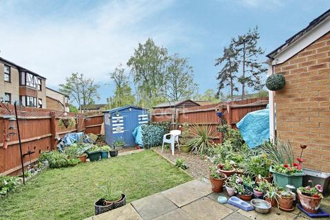 2 bedroom end of terrace house for sale - Clipston Field Place, Northampton