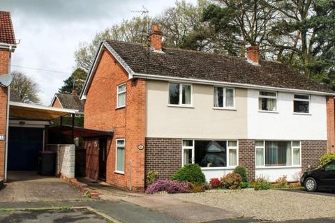 3 bedroom semi-detached house for sale - 53 St Andrews Way, Church Aston, Newport, Shropshire, TF10 9JQ