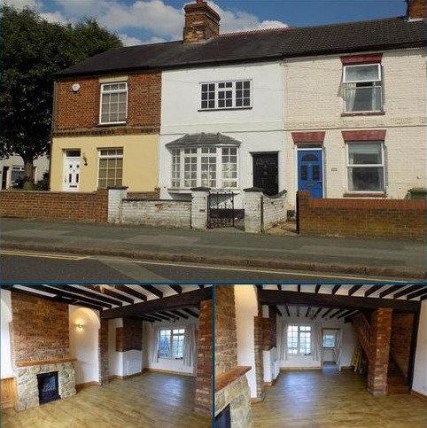 2 bedroom terraced house to rent - Victoria Road, Bletchley, Milton Keynes, Buckinghamshire