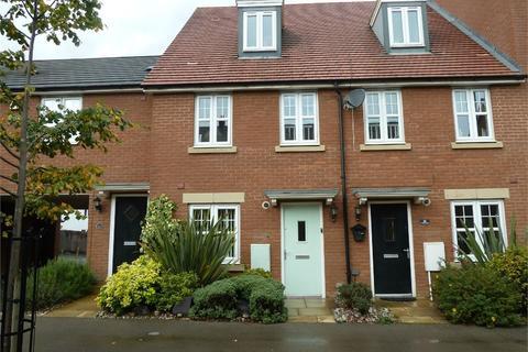 3 bedroom townhouse for sale - St Helena Avenue, Newton Leys, Bletchley, Milton Keynes, Buckinghamshire