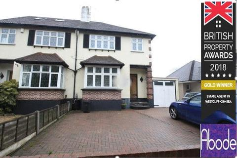 3 bedroom semi-detached house to rent - Prittlewell Chase, Westcliff-On-Sea