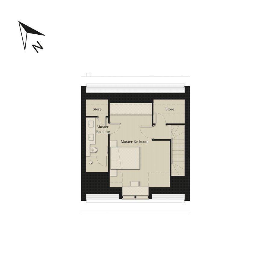 Floorplan 4 of 4: Third Floor