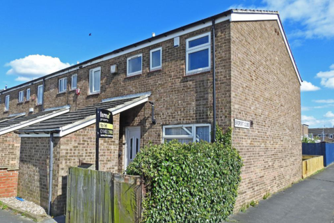 3 bedroom end of terrace house to rent - Bridport Close, Bransholme, HU7
