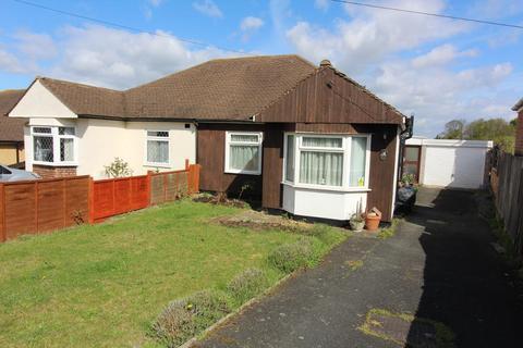 3 bedroom semi-detached bungalow for sale - Chalk Pit Avenue, St Paul's Cray, Orpington, Kent, BR5 3JJ