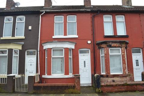2 bedroom terraced house to rent - Beechwood Road, Liverpool