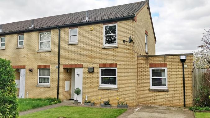 ludwick way welwyn garden city al7 2 bed end of terrace house