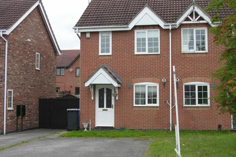 2 bedroom semi-detached house to rent - Bridgeness Road, Heatherton