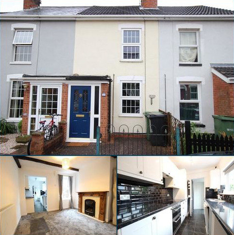 2 bedroom terraced house to rent - Bedwardine Road, St Johns