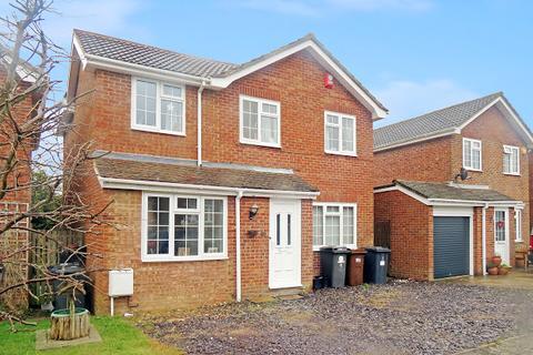 4 bedroom detached house for sale - Howlett Drive, Hailsham, BN27