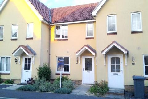 2 bedroom terraced house to rent - SPINDLER CLOSE, KESGRAVE