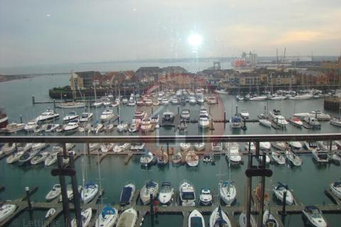 2 bedroom apartment to rent - Channel Way, Ocean Village, Southampton
