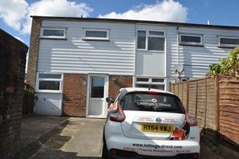 3 bedroom end of terrace house to rent - Brading Close, Bassett Green, Southampton